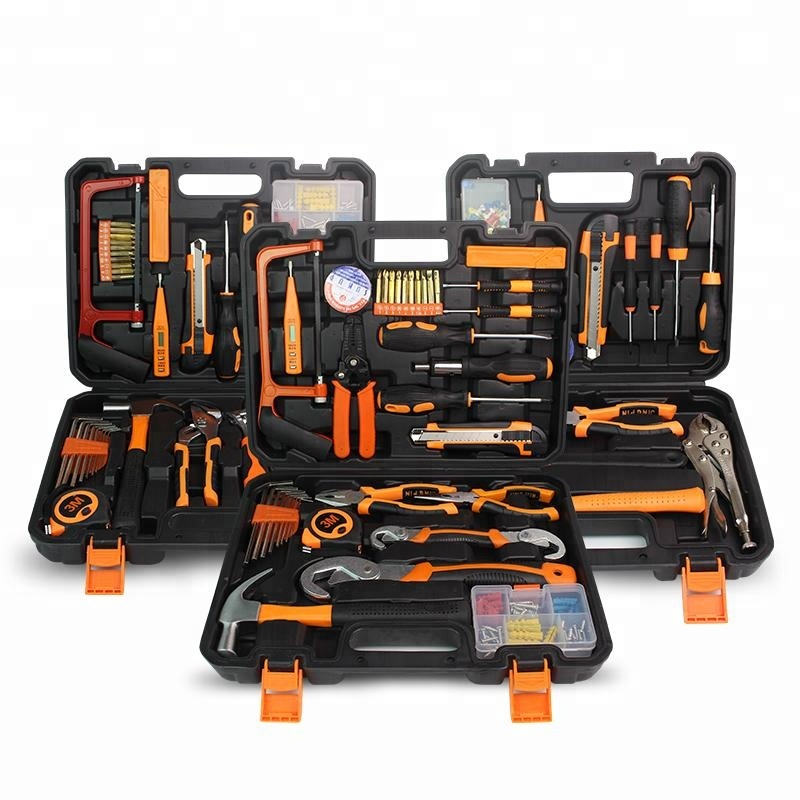 China Supplier 24 Pcs Repair Toolbox Home-use Hand Tool Box <strong>Set</strong>