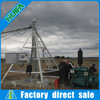 Agricultural used center pivot irrigation system with water pump in China