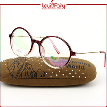 Laura Fairy Wholesale TR90 Fiber Eyeglasses Frames 2015 Latest Optical Eyeglass Frames for Women 2017