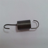 precision tension spring and long extension springs with hooks