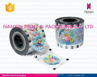 cup sealing film for bubble tea cup