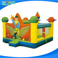 china export top inflatable bounce round