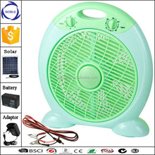guangzhou best design box fans for home use 10 inch dc 12v box fans