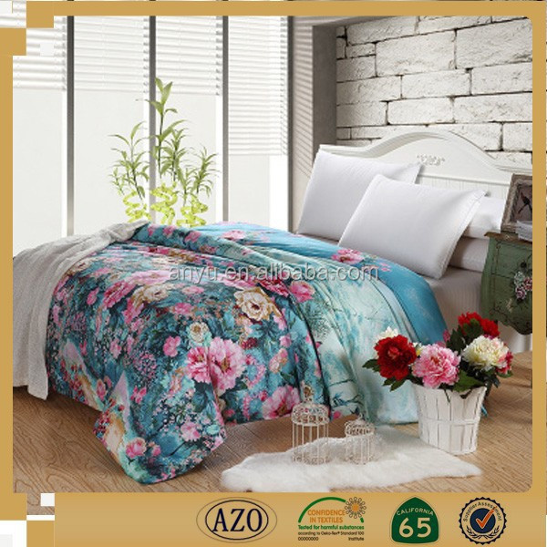 Export quality factory price king size bed sheet