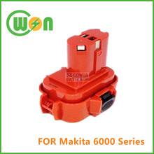 Cordless battery for makita battery 14.4v battery for makita 6000 series