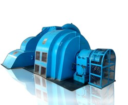 China Top Quality Water Turbine / Pelton Hydro Turbine / Mini Hydroelectric Pelton Turbine