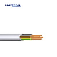 Harmonized Standard Industrial Cables H03VV-F/H03VVH2-F