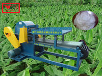 Banana Stem Fiber Processing Extractor Machine/Decorticator