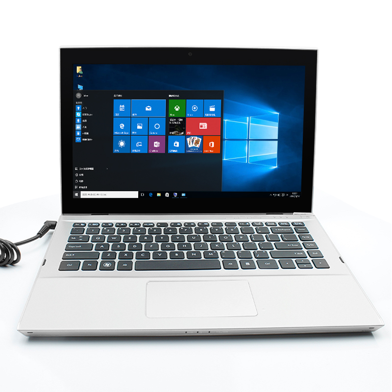 "13.3"" Touch Screen i7 Laptop DDR3 8G HDD1TB Optional Built in 3G Metal Case Win10 1366*768 13.3"" Touch Screen i7 Laptop"