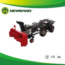 High quality atv snow cleaning snow blower