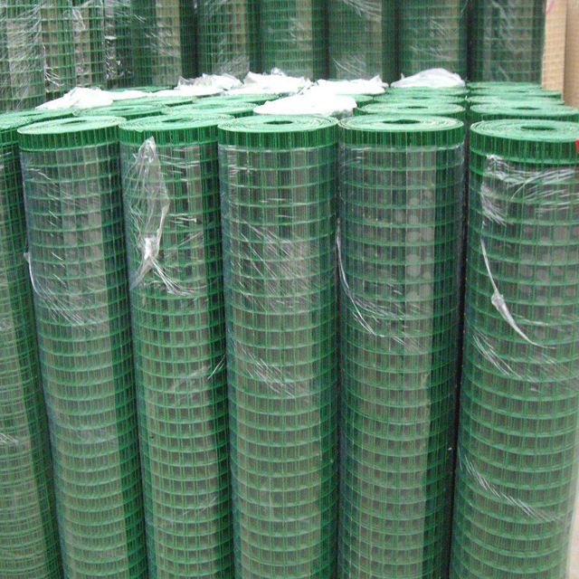 Galvanized welded wire mesh/ Kawat loket PVC coated welded wire mesh