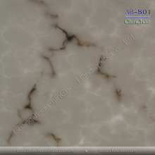 Alabaster Translucent Artificial Stone Polished Countertop