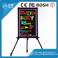 Factory price led writing sign display advertising board