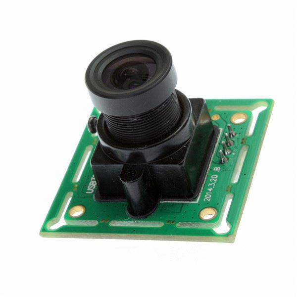 VGA USB CAMERA MODULE USB2.0 OMNIVISION OV7725 COLOR SENSOR SUPPORT YUY AND MJPEG WITH 3.6MM LENS