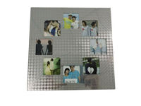 Aluminum lovers photo frame ZD18TS