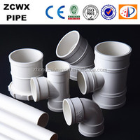 high quality pvc pipe fittings