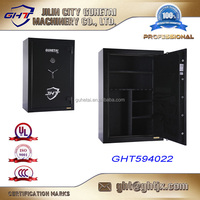 intelligent digital keypad lock Gun safe / safety box UL certificated