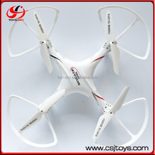 Headless mode 2.4G flying Dron radio control helicopter for sale with six-axis gyro and lights.