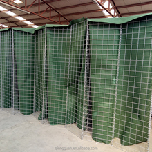 High quality hesco flood barrier Mil 7/Military hesco bastion /hesco barrier wall Mil 7