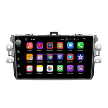 ZETSTECH 2G+16G android 7.1.2 car dvd player for toyota corolla 2008 2007 2009 2010 2011 car radio gps player head unit