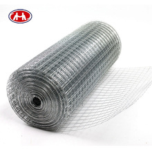 Factory supply Wholesale cheap factory sale 8 gauge 1/2 inch plastic coated welded wire mesh