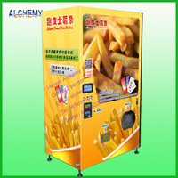 new design machine vending for potato french fries