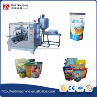 Automatic Paste food filling and packaging machine