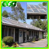 a set of solar energy system including panel battery inverter and controller 300w -10.8kw