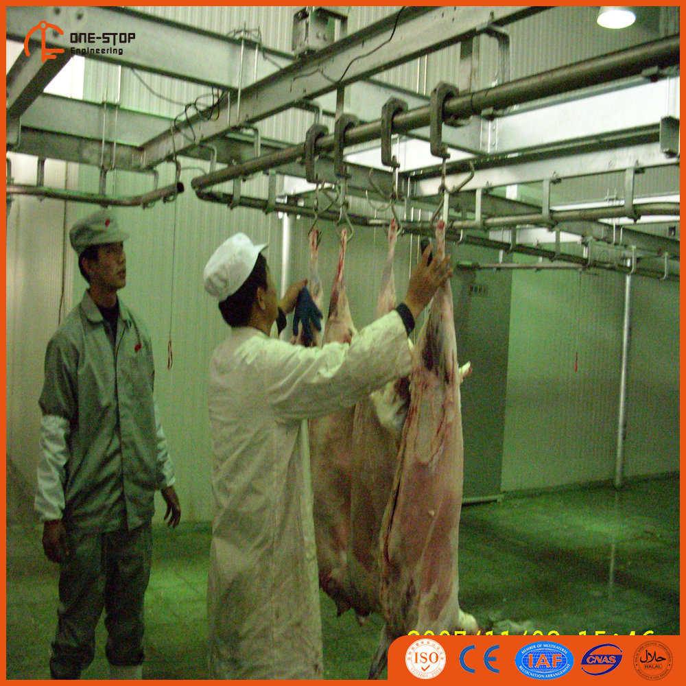 Halal Slaughter House Sheep Slaughtering Equipment