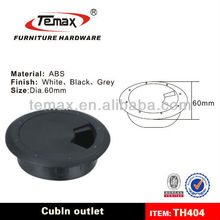 Plastic/alloy grommets /table hole cover/office desk line box