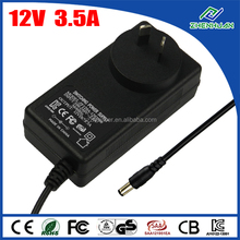 Plc Adapter 12V 3.5A Switching Power Supply With CE KC Certification