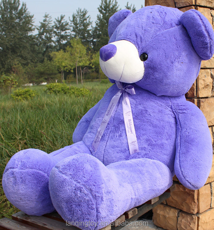 Wholesale custom stuffed animal toys giant plush teddy bears