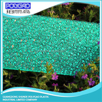 Gold Supplier China clear plastic roofing panels