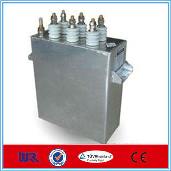Medium Frequency electric furnace capacitor