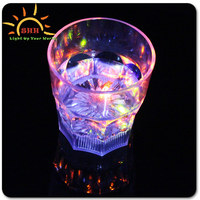 Festive party bar pub club led cup led glass led drinkware led cup
