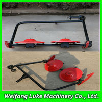 Gasoline Tractor Grass Mower For Walking Tractor