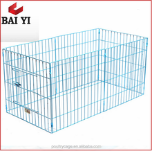 China Good Quality Wholesale Folding Pet Training Safe Fence