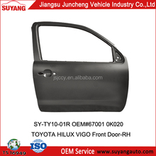Auto Body Kit Door Shell for Toyota Hilux Vigo(Single Cabin)