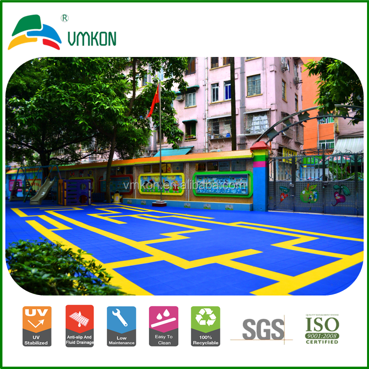vmkon portable outdoor playing areas soft pp flooring for children and kids vsa-303010