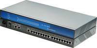 16 port RS232 RS485 to TCP/IP Ethernet Serial Device Server