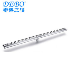 Large Size Stainless Steel Square Floor Drain with Tile Insert Grate