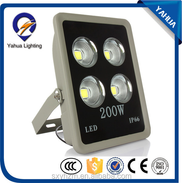 Angle adjustable portable industrial led flood lights 150w