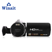 Max.24MP Support Face Detection 1080P Full HD Digital Video Camera with LCD Touch Screen ORDRO HDV-Z8 Cameras Camcorder