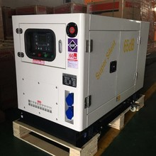 Guangzhou factory price super silent Diesel Generator 15kva portable 12kw genset home use
