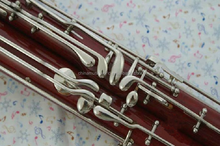 Hot Sale Professional Bassoon Wood Wind Musical Instrument(ABSN-712)