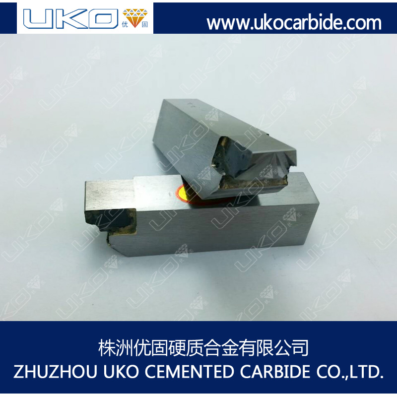 Tungsten Carbide Nail Cutter Used To Common Nails Machine