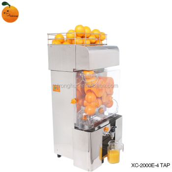 Hot-Selling High Quality Economic Small Juicer Machine For Frozen Yogurt Store