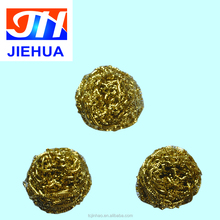 [New Product] Brass Scourer for Kitchen Cleaning