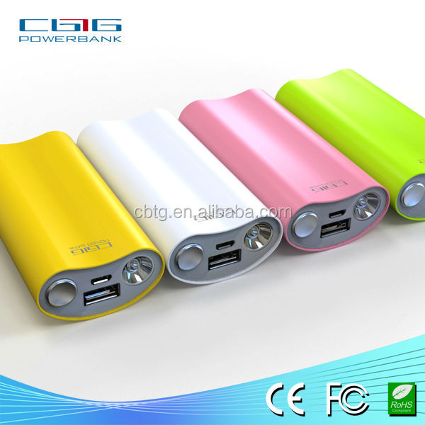 4000mah Portable cell phone charger for samsung galaxy S4 I9500