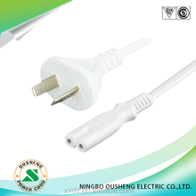 Argentina Plug to IEC 60320 C7 power cord